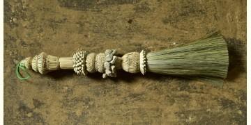 Khajuri . खजुरी  ▣ Date Leaves Broom ▣ Wall Hanging ▣ 4