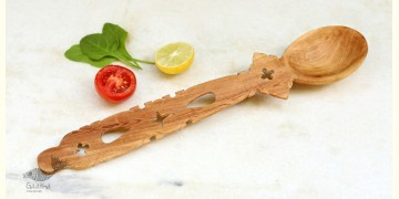 Purnak ✼ Udayagiri Wooden Cutlery - { 1 }