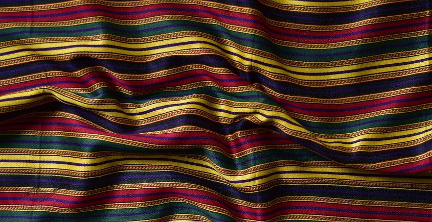 Mashru ✧ Silk+cotton Fabric ( Per meter ) ✧ 4