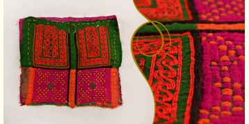 Old Pieces of Sindh ❂ Hand Embroidered Antique Pieces ❂ 53