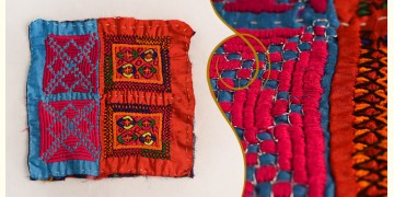 Old Pieces of Sindh ❂ Hand Embroidered Antique Pieces ❂ 63