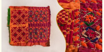 Old Pieces of Sindh ❂ Hand Embroidered Antique Pieces ❂ 69