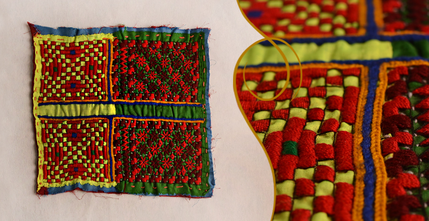 Old Pieces of Sindh ❂ Hand Embroidered Antique Pieces ❂ 71