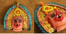 मुखौटा : Chhau Mask : C