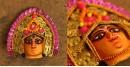 मुखौटा : Chhau Mask : E