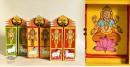 कथनिक ☀ Kaavad a Wooden Shrine - Laxmi { Single piece } ~ 1