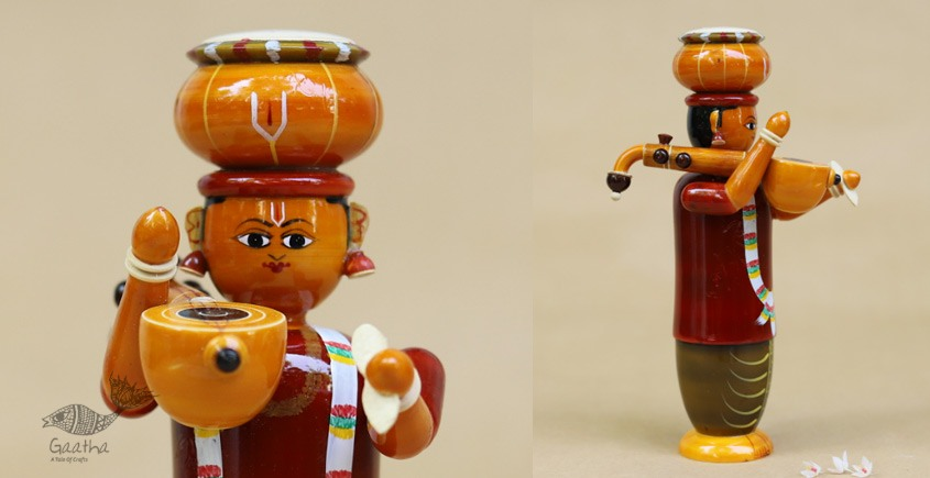 Space Accessories - Table Top - Wooden Toy - Haridasu