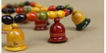 Etikoppaka ♡ Wooden Toy ♡ Toran ( 102x6.5x4.2cm )