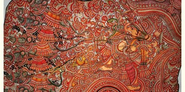 Tholu Bommalata ✪ Leather Painting ✪ Vignesha Painting