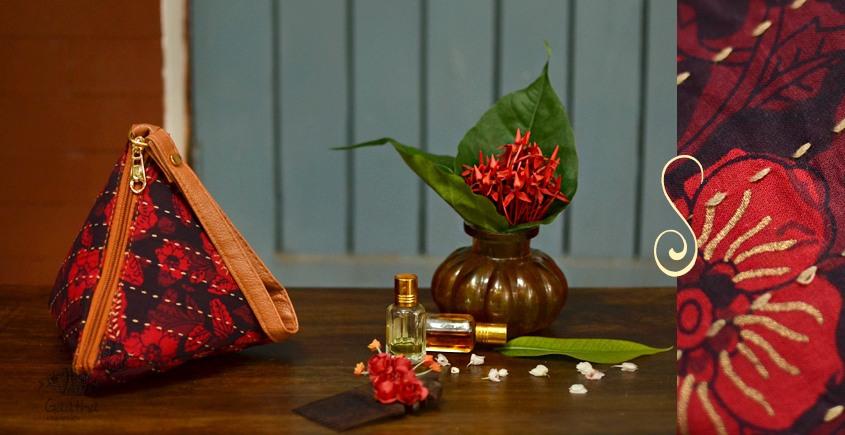 Blooming Dales ~ Block print ~ Purses & Handbags ~ { 13 }
