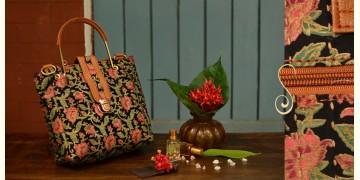 Blooming Dales ~ Block print ~ Purses & Handbags ~ { 5 }