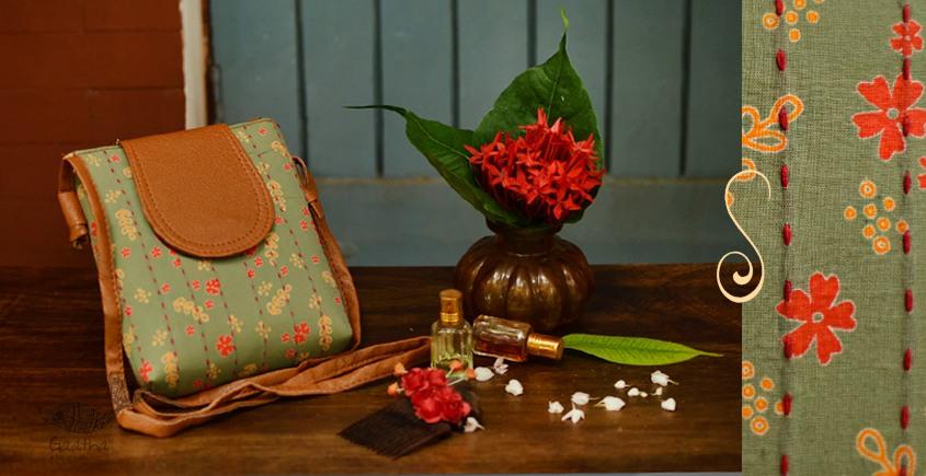 Blooming Dales ~ Block print ~ Purses & Handbags ~ { 15 }