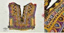 Pieces of Sindh ✠ Hand Embroidered Antique Piece ✠ 21