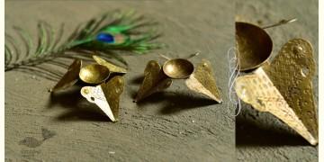 Ahar ✽ Brass ~ Candle Stand / Diya (Single Piece) ✽ 23