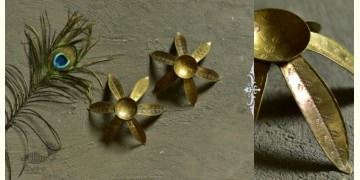 Ahar ✽ Brass ~ Candle Stand (Single Piece)