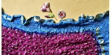 Falak ❉ Bandhani Silk Dupatta ❉ 10