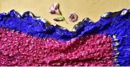 Falak ❉ Bandhani Silk Dupatta ❉ 12