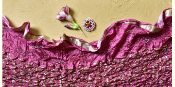 Falak ❉ Bandhani Silk Dupatta ❉ 2
