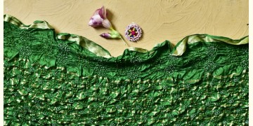 Falak ❉ Bandhani Silk Dupatta ❉ 3