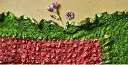 Falak ❉ Bandhani Silk Dupatta ❉ 5