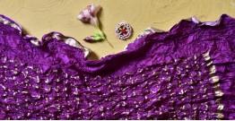 Falak ❉ Bandhani Silk Dupatta ❉ 7