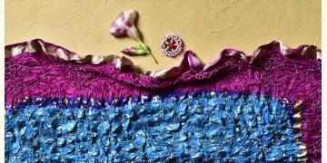 Falak ❉ Bandhani Silk Dupatta ❉ 9