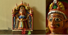 Molela ❉ Terracotta Plaques ❉ Handmade Goddess Idol