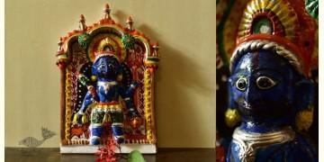 Molela ❉ Terracotta Plaques ❉ Tribal Goddess Kali