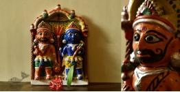 Molela ❉ Terracotta Plaques ❉ Tribal Gods
