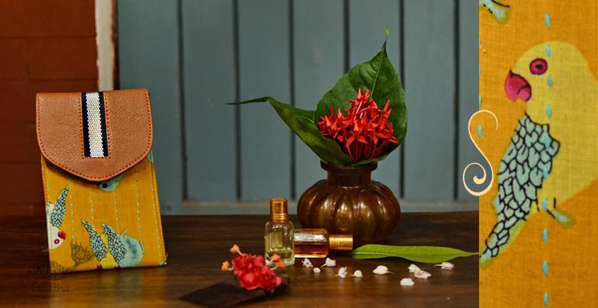 Blooming Dales ~ Block print ~ Purses & Handbags ~ { 18 }