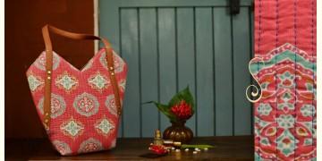Blooming Dales ~ Block print ~ Purses & Handbags ~ { 6 }