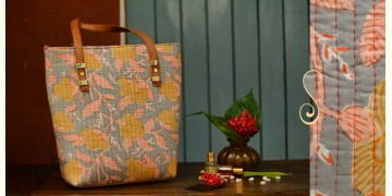 Blooming Dales ~ Block print ~ Purses & Handbags ~ { 10 }