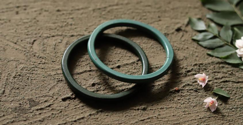धरा ✽ Lakh bangles { Set of Two } D