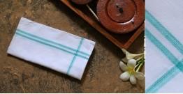 Swavalamban ◉ Handwoven ◉ Cotton Rumal