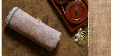 Swavalamban ◉ Handwoven ◉ Cotton Towel / Lungi - Brown 12
