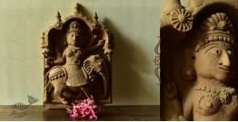 Molela ❉ Terracotta Plaques ❉ Handcrafted Goddess Idol
