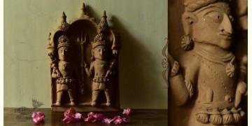 Molela ❉ Terracotta Plaques ❉ Handmade Wall Tiles