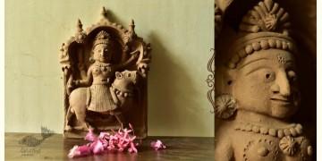 Molela ❉ Terracotta Plaques ❉ Jagdamba