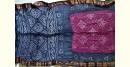 Faagun . फाल्गुन  ⁂ Cotton Bandhani Saree ⁂ 1