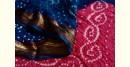 Faagun . फाल्गुन  ⁂ Cotton Bandhani Saree ⁂ 3
