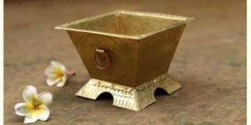 Ahar ✽ Brass ~ Havankund ( Large )