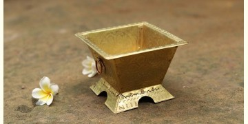 Ahar ✽ Brass ~ Havankund ( Small )