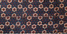 Ajrakh Cotton Fabric ❋ 1 { Per Meter }