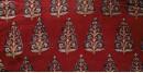 shop online pure cotton ajrakh block print cotton Fabric  2