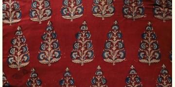 Ajrakh Cotton Fabric ❋ 2 { Per Meter }