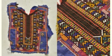 Pieces of Sindh ✠ Hand Embroidered Antique Piece ✠ 7