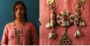 sindh tribal women jewelry