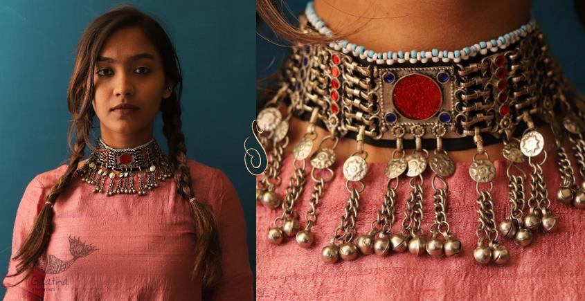 Anosha ✽ Tribal  Jewelry ✽ Necklace ✽ 99