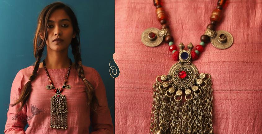 Anosha ✽ Tribal  Jewelry ✽ Necklace ✽ 118