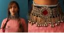 Anosha ✽ Tribal  Jewelry ✽ Necklace ✽ 112